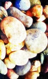 Cornish Beach Stones II